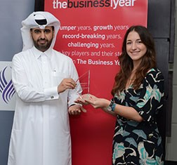 "TBY awards Qatar Development Bank as ""Qatar's SME Supporter"""