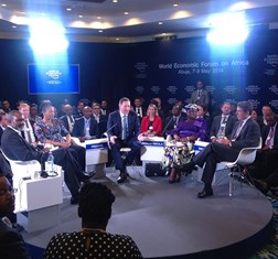The 2014 World Economic Forum on Africa