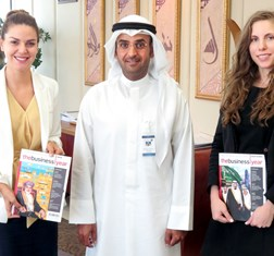 TBY preparing its first annual publication on Kuwait