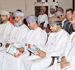 Oman 2014 launched in Muscat