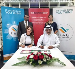 TBY signs MoU with UAQ FTZ