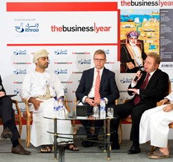TBY launches The Business Year: Oman 2015