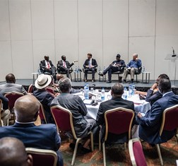 The Business Year organizes roundtable to discuss Nigeria's natural gas sector
