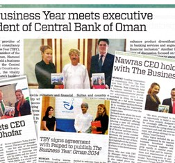 Oman 2013 receives wide media coverage