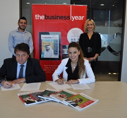 TBY signs  MoU with the Ras Al Khaimah Media Office