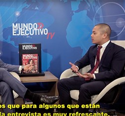 TBY Regional Director for Latin America featured on Mexican TV