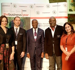 TBY launches second edition on Nigeria in Davos