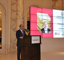 The Business Year launches its sixth edition on Azerbaijan