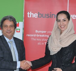 TBY pens ​MoU with the Iran-Switzerland Chamber of Commerce