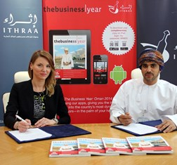 TBY partners with Ithraa for Oman 2015