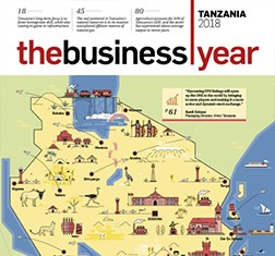 TBY launches The Business Year: Tanzania 2018