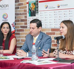 TBY launches Ecuador 2014
