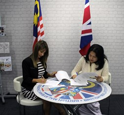 TBY signs MoU with British-Malaysian Chamber of Commerce