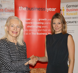 TBY signs MoU with the German Business Council  in Kuwait