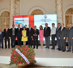 The Business Year: Azerbaijan 2014 launched