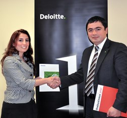 TBY partners with Deloitte