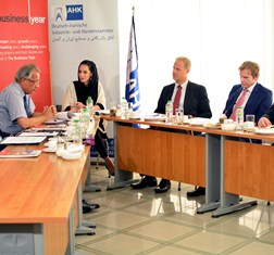 TBY and AHK Iran host roundtable on doing business after sanctions