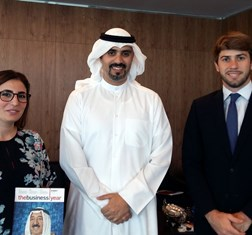 KDIPA signs MOU with The Business Year for The Business Year: Kuwait 2017
