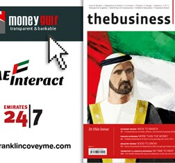 TBY partnership with Dubai FDI in the media