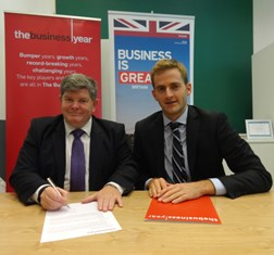 TBY signs MoU with the British Chamber of Commerce Qatar