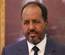 HE Hassan Sheikh Mohamud