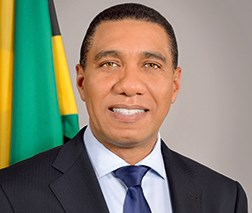 Most Honourable Andrew Holness