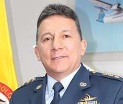 Major General Pedro Ignacio Lozan