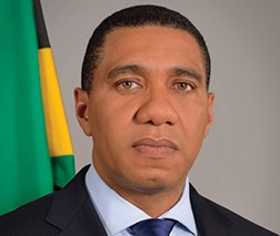 The Most Honourable Andrew Holness