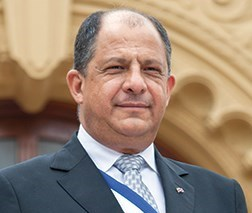 HE Luis Guillermo Solís Rivera