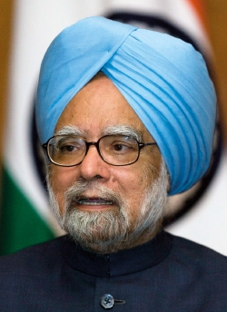 dr manmohan singh friendly faces the business year