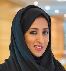 Her Excellency Maytha Al Habsi