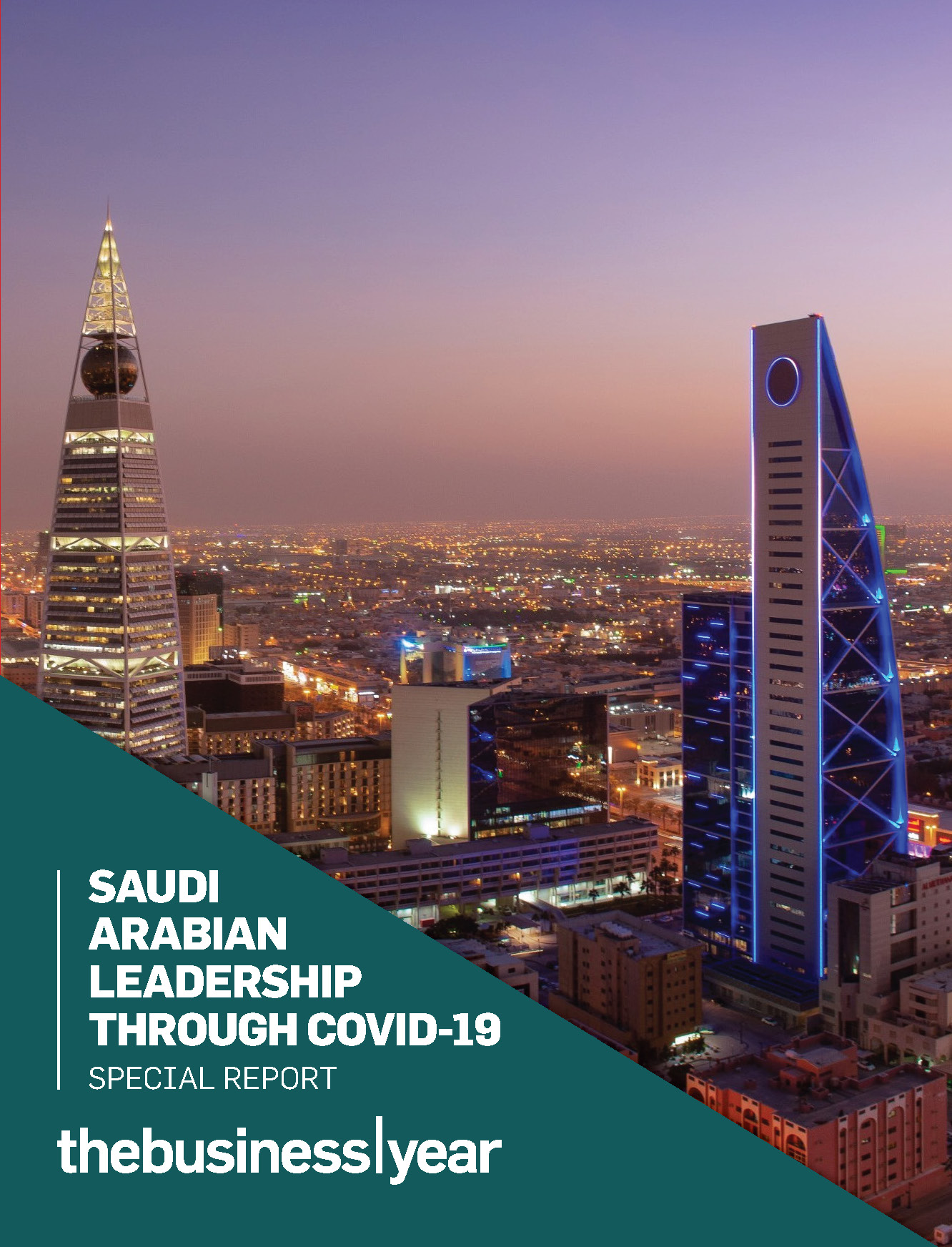 Saudi Arabian Leadership Through COVID-19